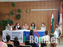 Step on Roma ride! - A Forum by Diverse Youth Network in Buják