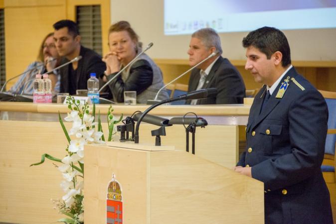 Európai Roma Rendvédelmi Bajtársi Egyesület