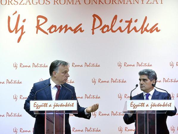 új roma politika