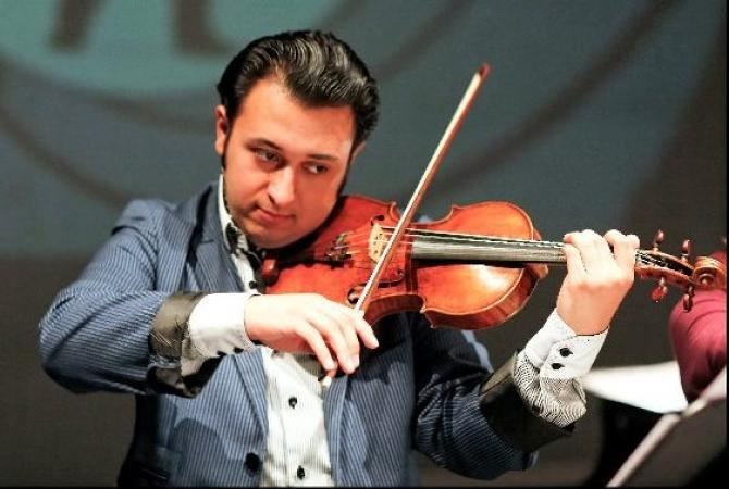 Kállai Ernő hegedűművész