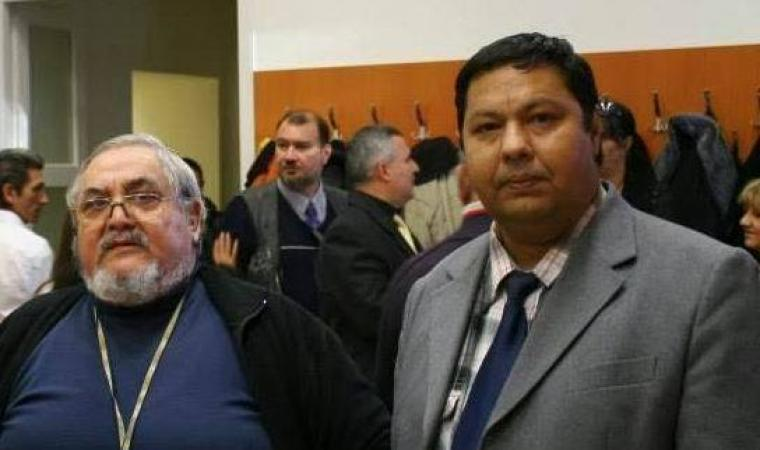 Villás Lajos és Dr. Horváth Ferenc