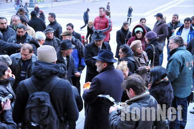A tatárszentgyörgyi áldozatokra emlékeztek a fővárosban