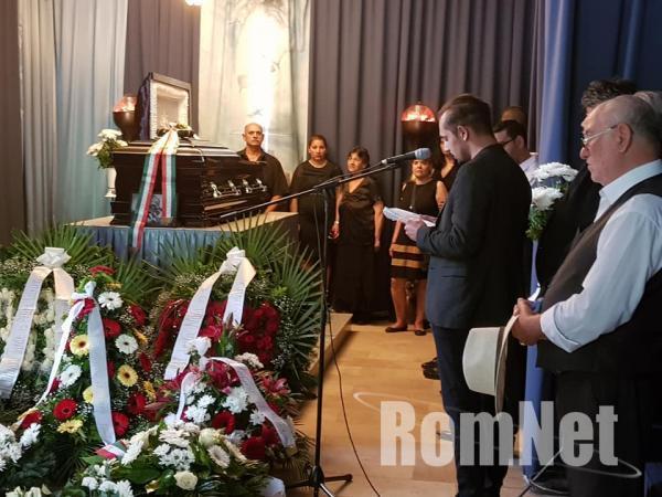 Choli Daróczi József temetése-Rézműves Benjamin