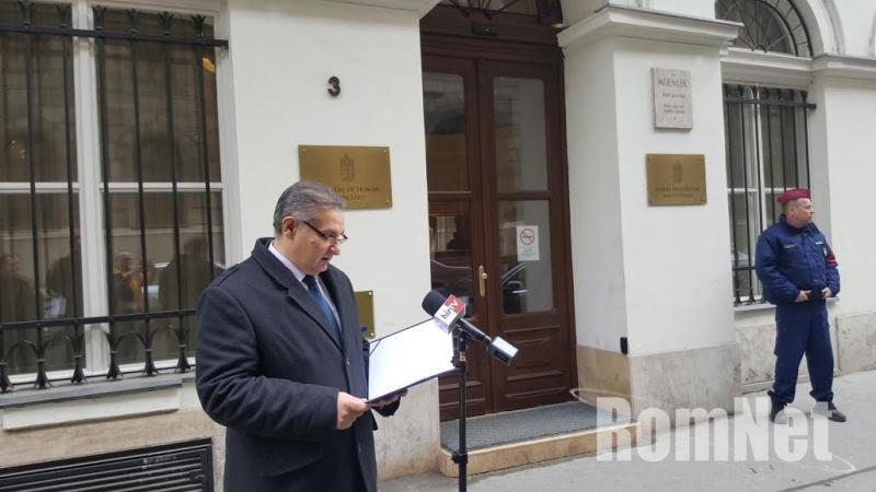 Makai István-sajtótájékoztató