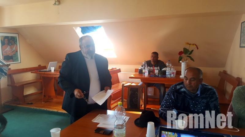 Rafael Gyula elnökhelyettes az MCF rendkívüli közgyűlése Kiskunmajsán
