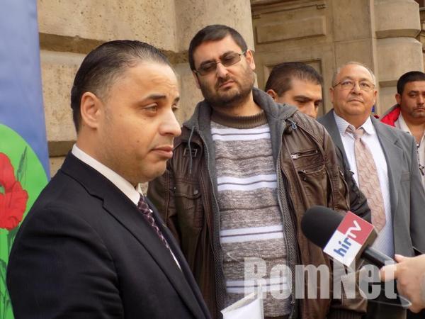 4-Népszavazási kezdeményezést nyújt be az Opre roma párt