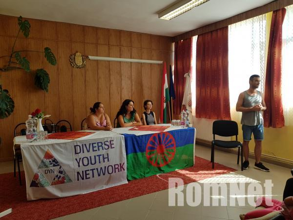 Step on Roma ride! - A Forum by Diverse Youth Network