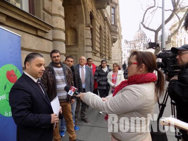 Népszavazási kezdeményezést nyújt be az Opre roma párt