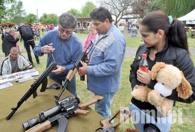 5. Fegyverkiállítás