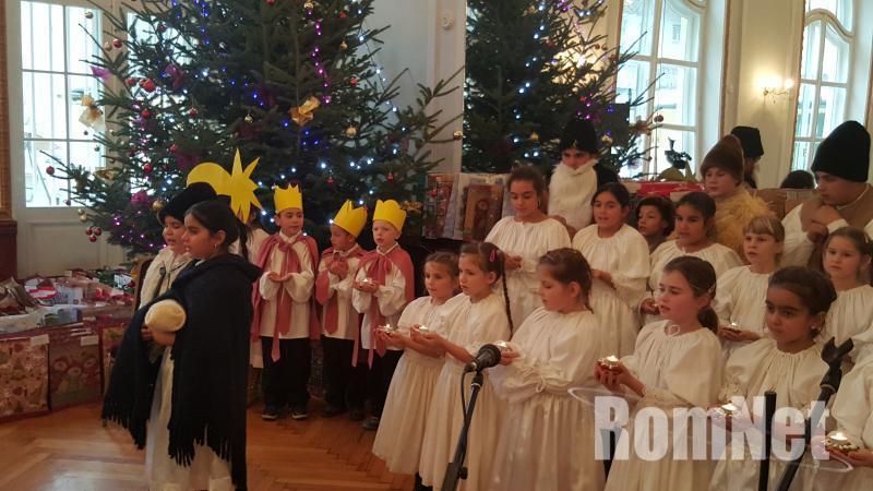 Gyermekkarácsony az ORÖ-ben